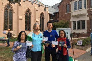 Early Voting Begins in Chapel Hill!