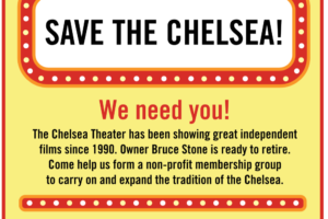 Help Save the Chelsea
